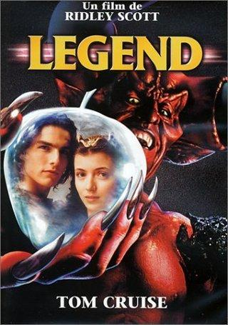 "Movie poster for ""Legend"""