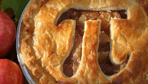 pie-liness is next to godliness.