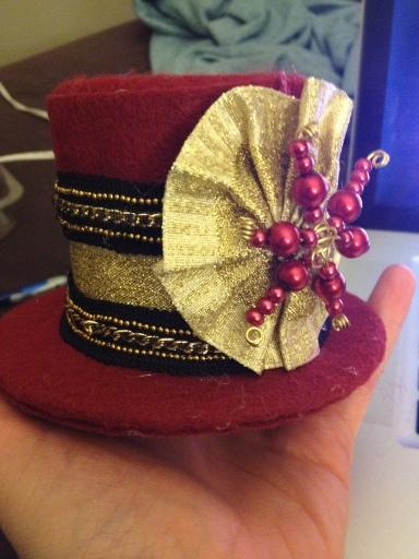 Hat! Hat! Hat!